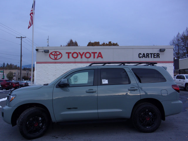 New 2021 Toyota Sequoia in Colville, WA