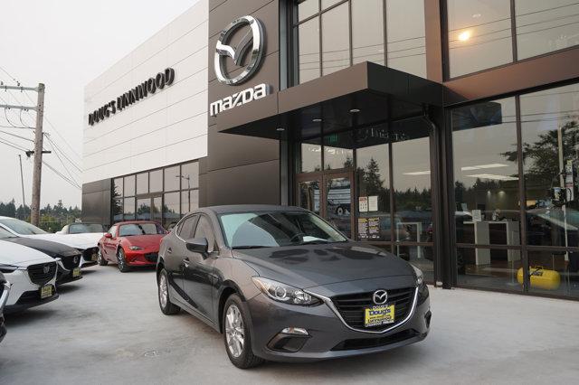 Used 2016 Mazda Mazda3 4dr Sdn Auto i Sport