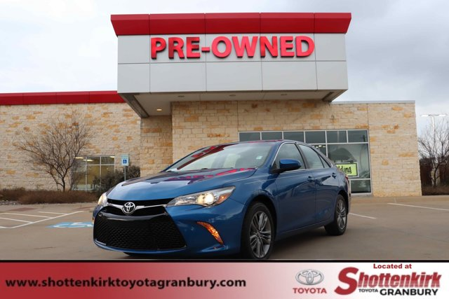 Used 2017 Toyota Camry in Granbury, TX