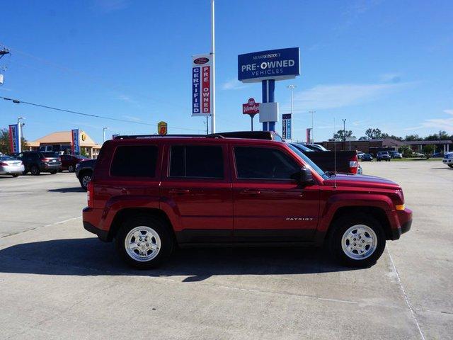 Used 2015 Jeep Patriot in New Iberia, LA