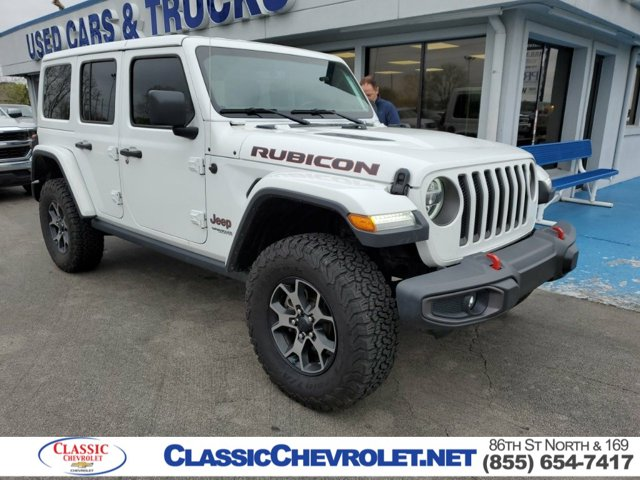 Used 2018 Jeep Wrangler Unlimited in Owasso, OK
