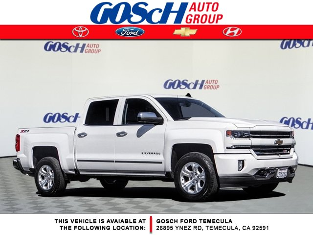Used 2017 Chevrolet Silverado 1500 in Hemet, CA