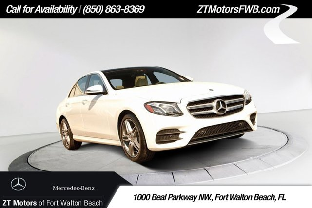 New 2018 Mercedes-Benz E-Class in Fort Walton Beach, FL