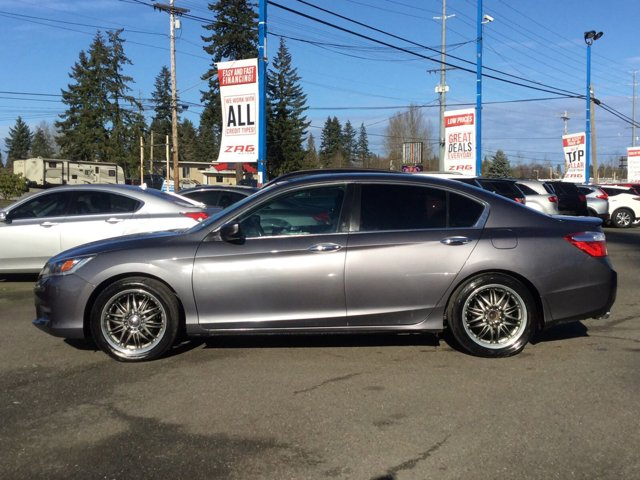 Used 2014 Honda Accord Sedan 4dr I4 CVT Sport