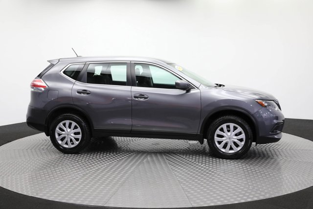 2016 Nissan Rogue for sale 124692 3