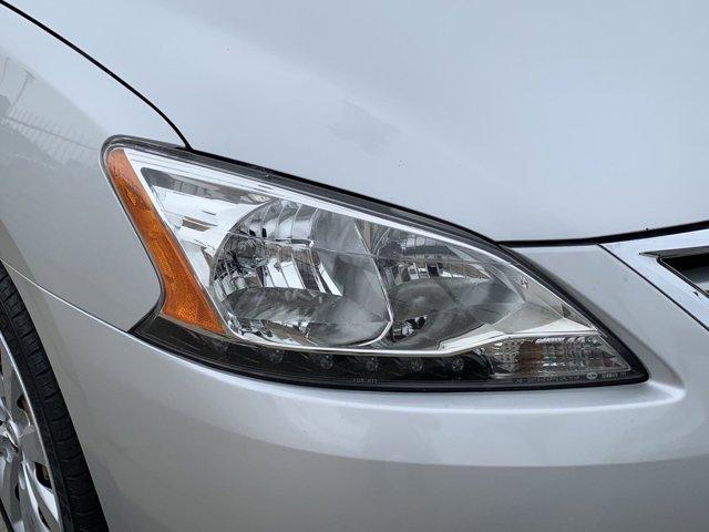 2013 Nissan Sentra S 4D Sedan 4-Cyl 1.8L Manual, 6-Spd