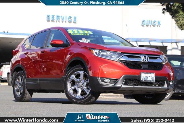 Used 2017 Honda Crv >> 2017 Honda Cr V For Sale Serving Concord Vallejo Antioch