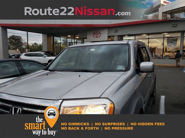 2014 Honda Pilot EX-L 4WD 4dr EX-L Regular Unleaded V-6 3.5 L/212 [1]