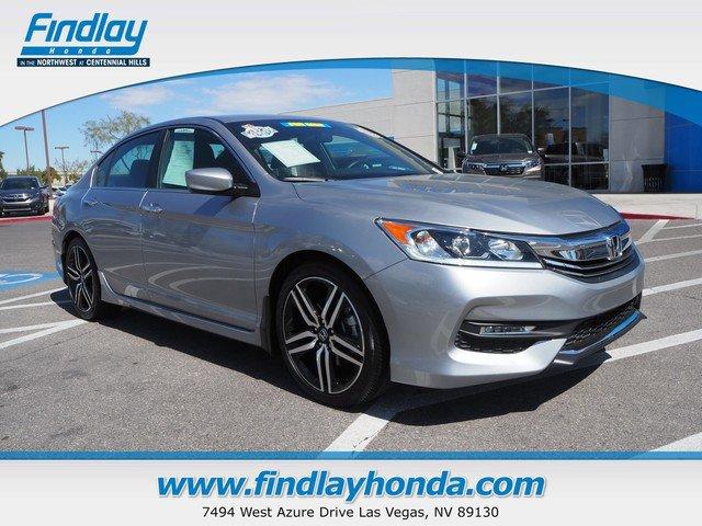 Used 2017 Honda Accord Sedan in Las Vegas, NV