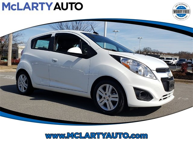 Used 2015 Chevrolet Spark in North Little Rock, AR