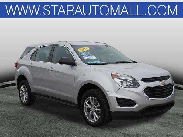Used 2017 Chevrolet Equinox in Greensburg, PA