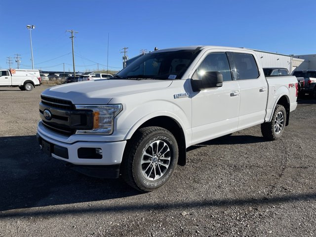 2019 Ford F-150 XLT - ECOBOOST SPORT PACKAGE 2019 FORD F-150 XL CREW CAB 4DR 145 WB 4WD Regular Unleaded 3.5 L EcoBoost [19]