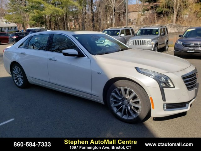 Used 2018 Cadillac CT6 in Bristol, CT