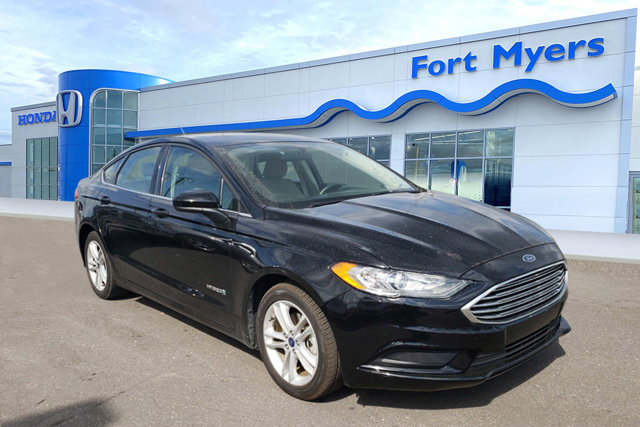 Used 2018 Ford Fusion Hybrid in Fort Myers, FL