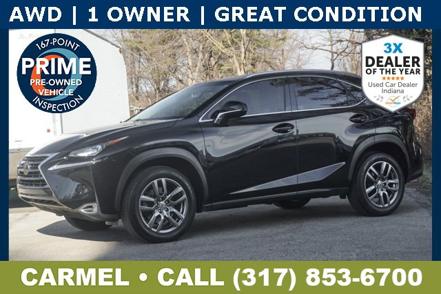 Used 2016 Lexus NX 200t in Indianapolis, IN