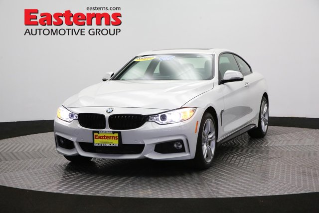 2016 BMW 4 Series 428i xDrive M-Sport 2dr Car