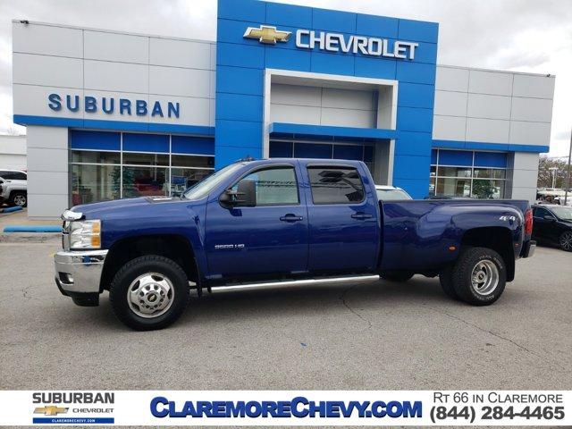 Used 2014 Chevrolet Silverado 3500HD in Claremore, OK