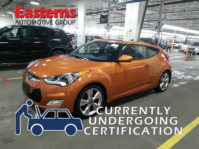 2016 Hyundai Veloster Style 3dr Car