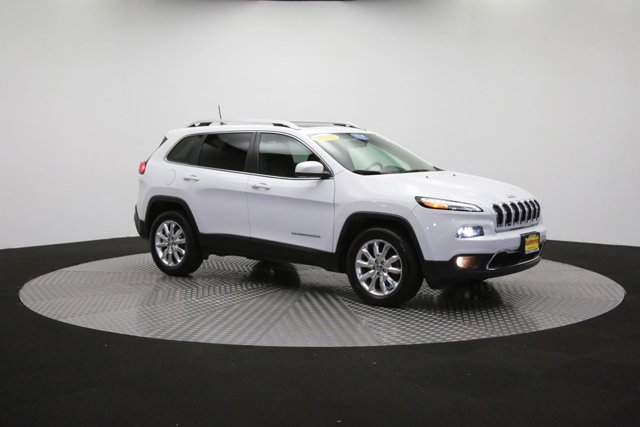 2017 Jeep Cherokee for sale 124861 44