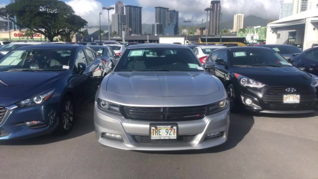 Used 2017 Dodge Charger in Honolulu, HI
