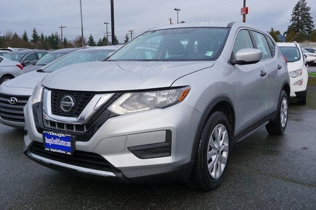 Used 2018 Nissan Rogue in Lynnwood Seattle Kirkland Everett, WA
