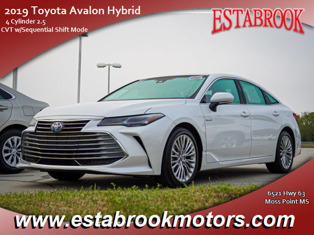 Used 2019 Toyota Avalon Hybrid in Moss Point, MS