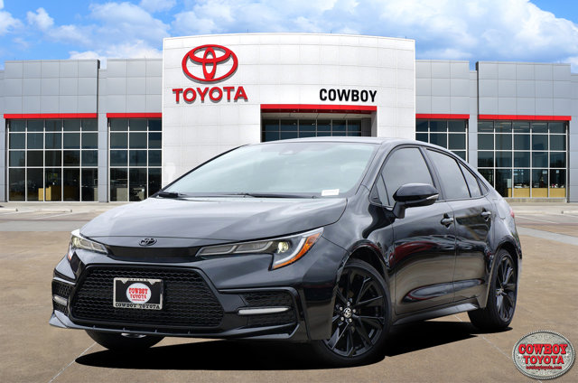 New 2020 Toyota Corolla in Dallas, TX