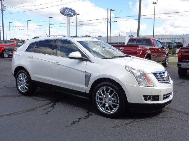 Used 2014 Cadillac SRX in Florence, SC
