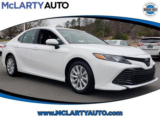 Used 2018 Toyota Camry in Little Rock, AR