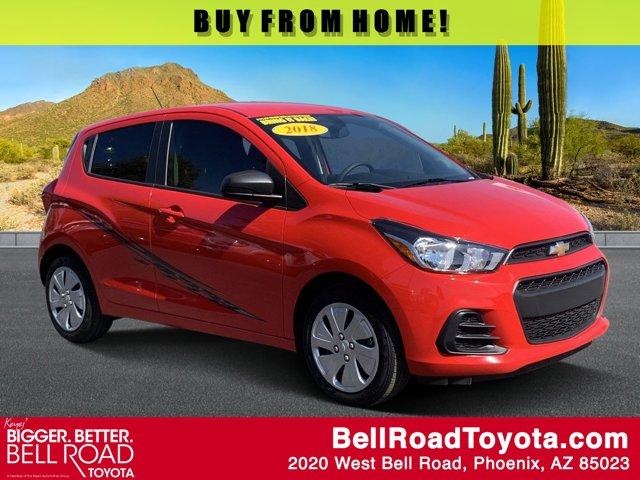 Used 2018 Chevrolet Spark in Phoenix, AZ