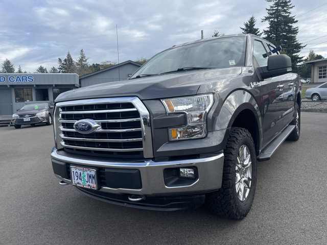 Used 2016 Ford F-150 in Coos Bay, OR