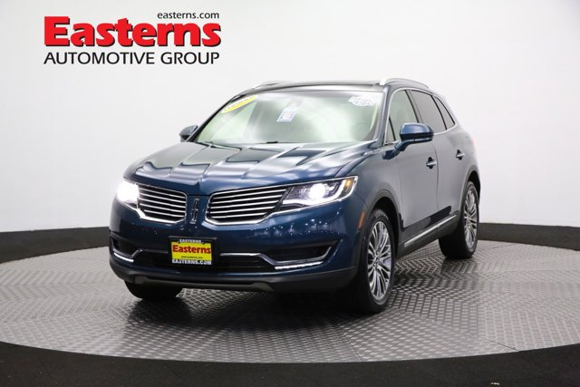 2016 Lincoln MKX Reserve Sport Utility