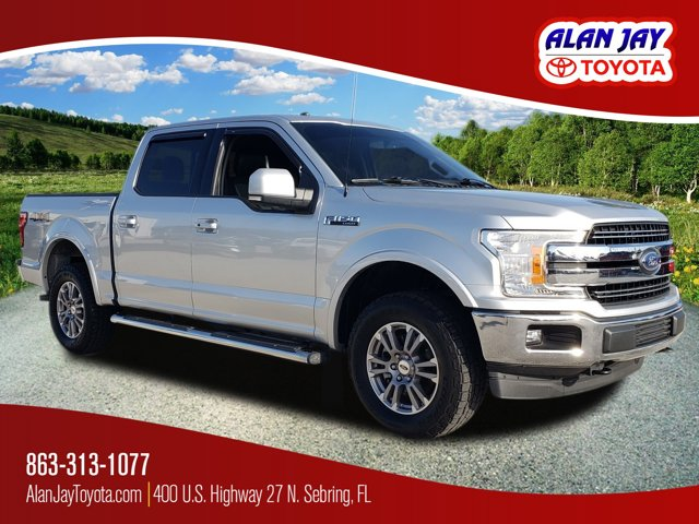 Used 2018 Ford F-150 in Sebring, FL
