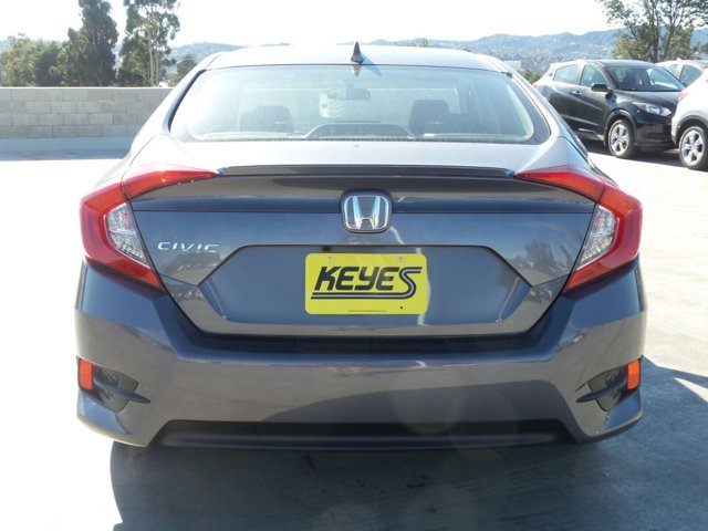 New 2017 Honda Civic Sedan EX-T CVT