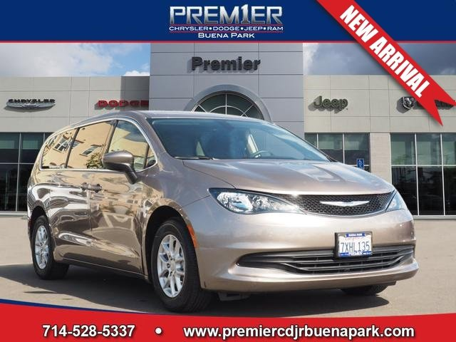 Used 2017 Chrysler Pacifica in , LA
