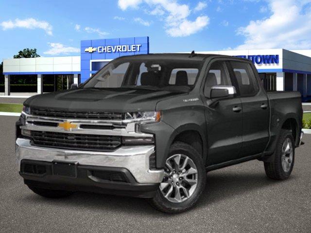 "2021 Chevrolet Silverado 1500 LT 4WD Crew Cab 157"" LT Gas V8 5.3L/325 [13]"