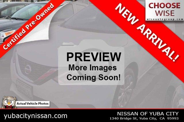 2017 Nissan Sentra SV SV CVT Regular Unleaded I-4 1.8 L/110 [5]