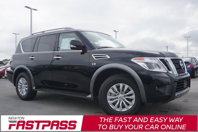 New 2019 Nissan Armada in Shelbyville, TN