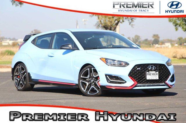 New 2020 Hyundai Veloster N in Tracy, CA
