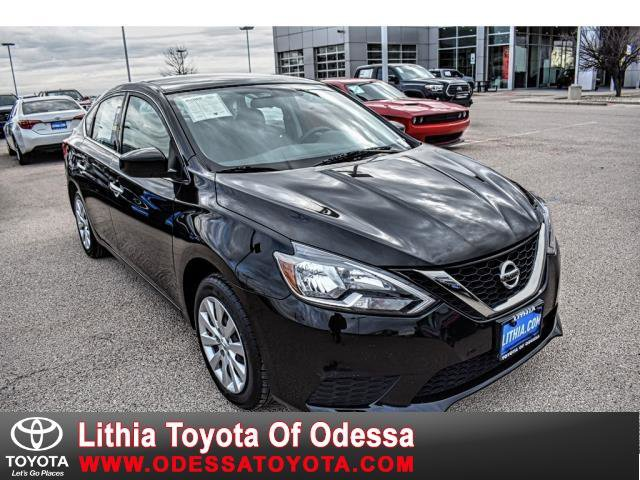 Used 2018 Nissan Sentra in Odessa, TX