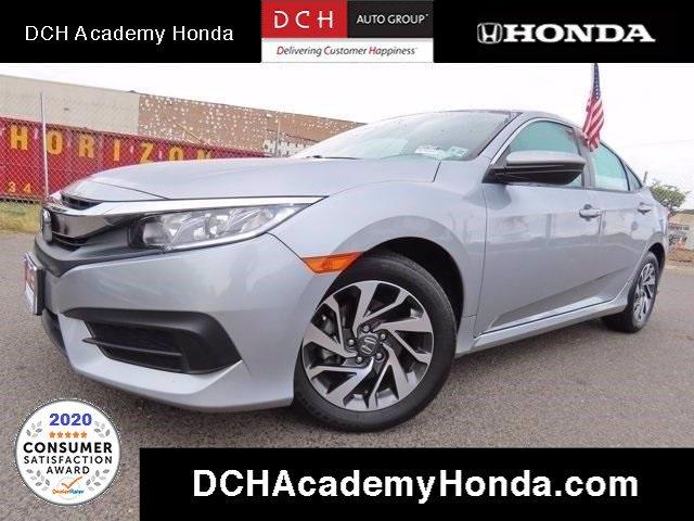 Used 2018 Honda Civic Sedan in Old Bridge, NJ
