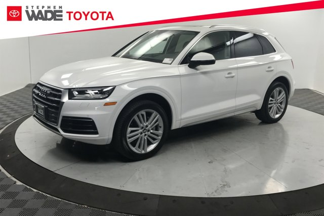 Used 2018 Audi Q5 Tech Premium Plus