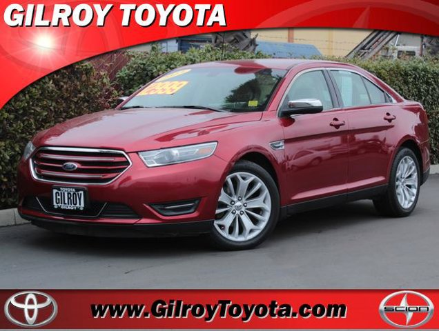 Used 2013 Ford Taurus in Gilroy, CA