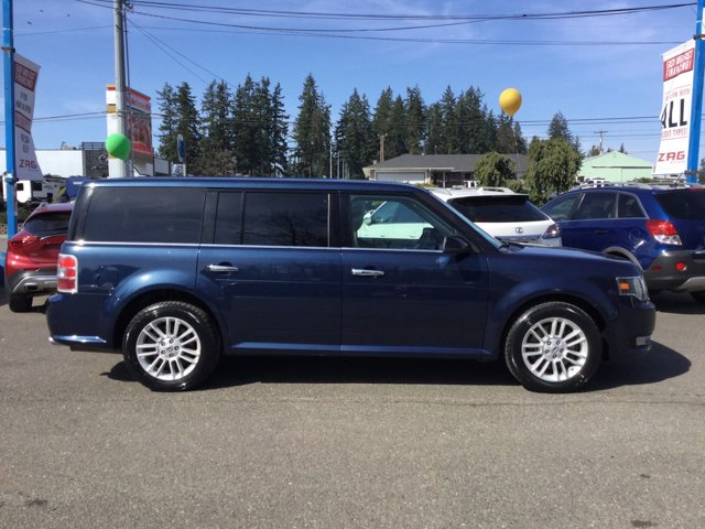 Used 2017 Ford Flex SEL AWD