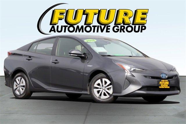 Used 2018 Toyota Prius in Yuba City, CA