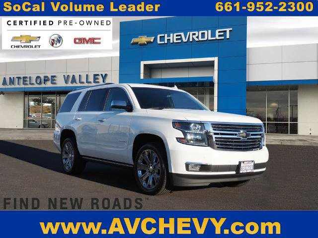 2018 Chevrolet Tahoe Premier 2WD 4dr Premier Gas/Ethanol V8 5.3L/325 [9]