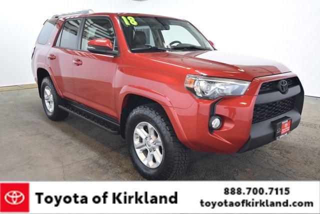 Used 2018 Toyota 4Runner in Kirkland, WA