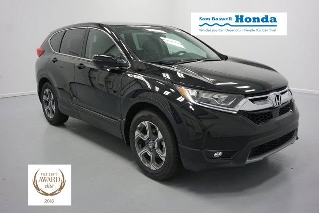 New 2019 Honda CR-V in Enterprise, AL