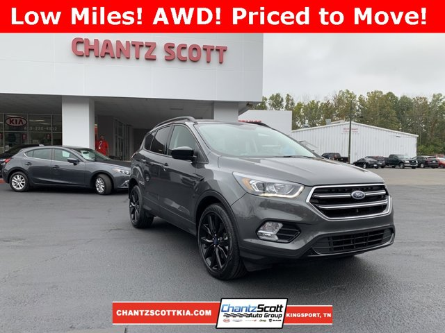 Used 2019 Ford Escape in Kingsport, TN
