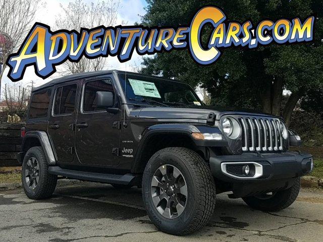 New 2019 Jeep Wrangler Unlimited in Dalton, GA